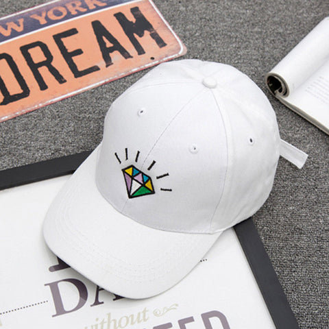 Diamond Dad Hat - Genuine Caps