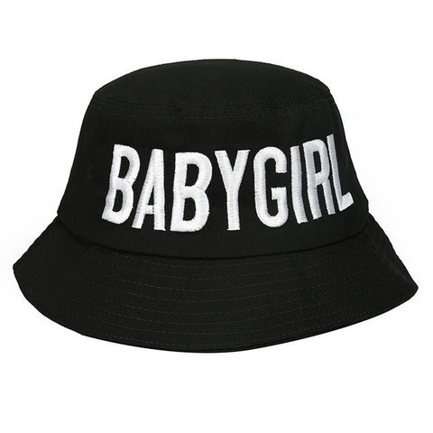 Baby Girl Bucket Hat - Genuine Caps