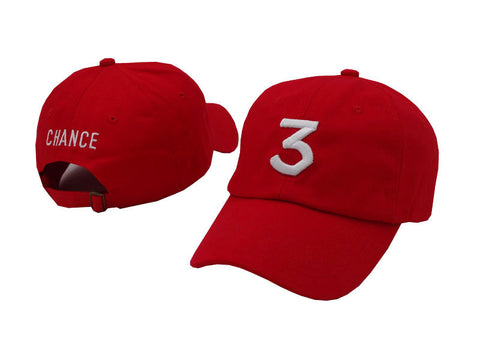 Chance 3 Dad Hat - Genuine Caps