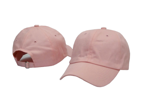 Pink Dad Hat - Genuine Caps