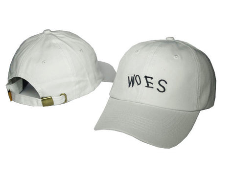 Woes Dad Hat - Genuine Caps