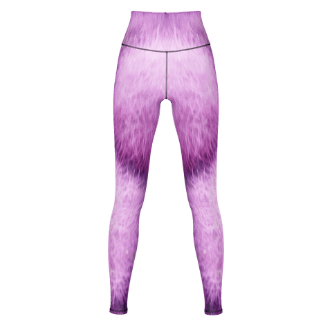 Yoga Sexy PurpleSeuss Yoga Pants - Yoga Sexy