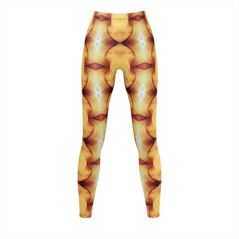 Yoga Sexy Chitin Leggings - Yoga Sexy