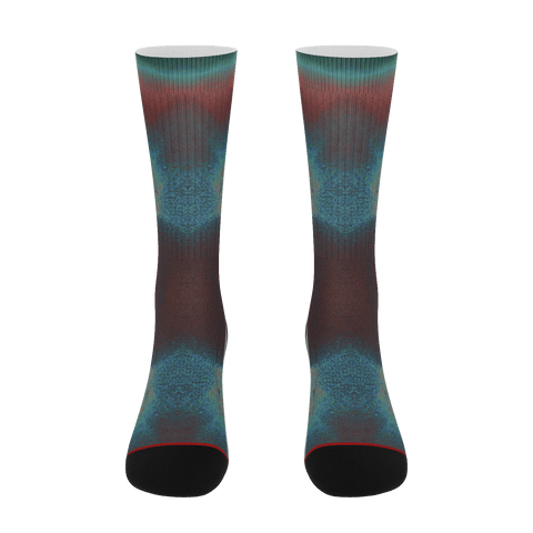Yoga Sexy Twilight Socks