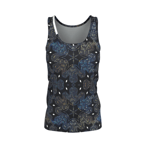 Yoga Sexy Metal Prima Tank Top - Yoga Sexy
