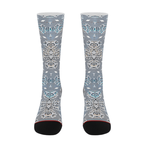 Yoga Sexy MorningDew Socks