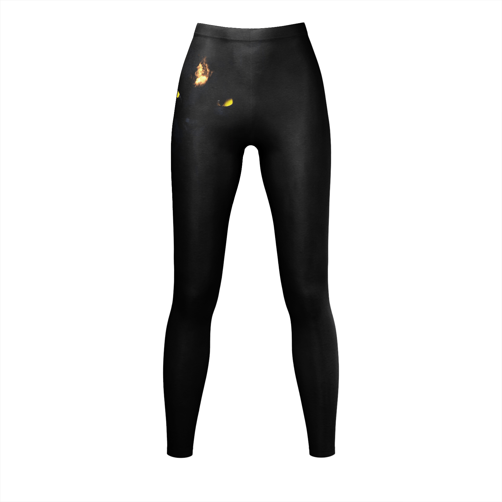 Yoga Sexy DemonCat Leggings - Yoga Sexy