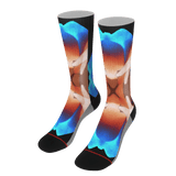 Yoga Sexy StarFlower Socks