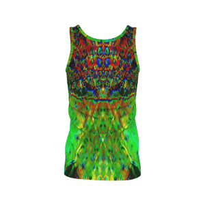 Yoga Sexy GreenFire Pima Tank Top - Yoga Sexy