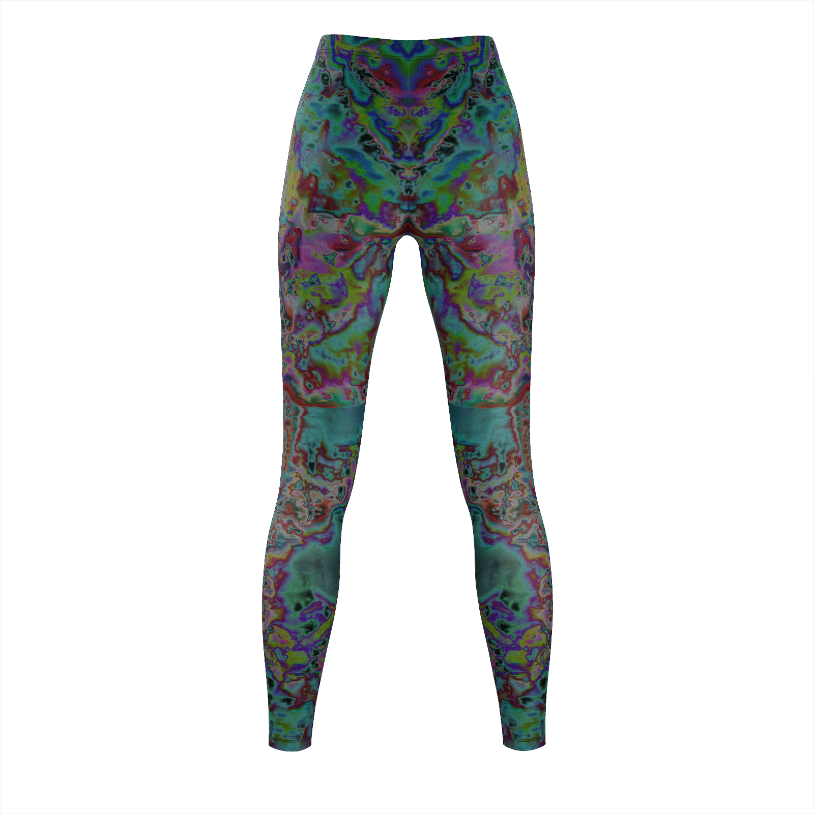 Yoga Sexy MothSpeak Leggings - Yoga Sexy