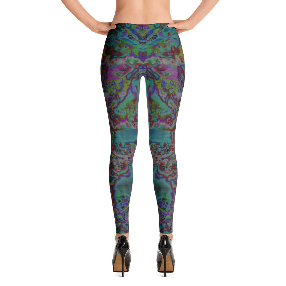 Yoga Sexy MothSpeak Leggings (One of a Kind) - Yoga Sexy