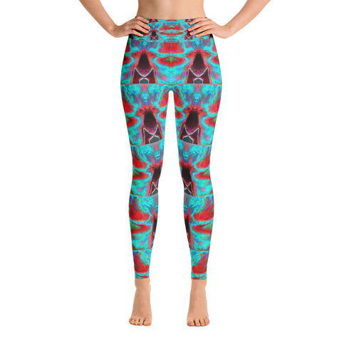 Yoga Sexy StrawberryGates Pants (One of a Kind) - Yoga Sexy