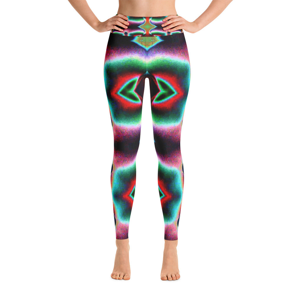 Yoga Sexy Totem pants  (One of a Kind) - Yoga Sexy