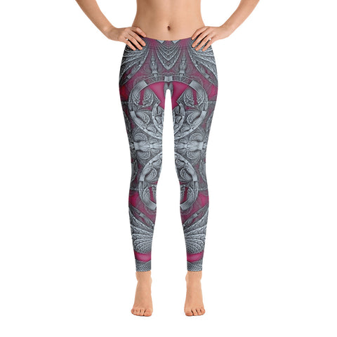Fractaline Leggings