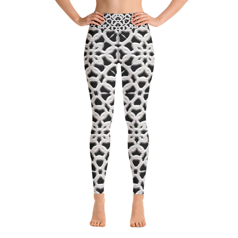 Lacemail Yoga Pants