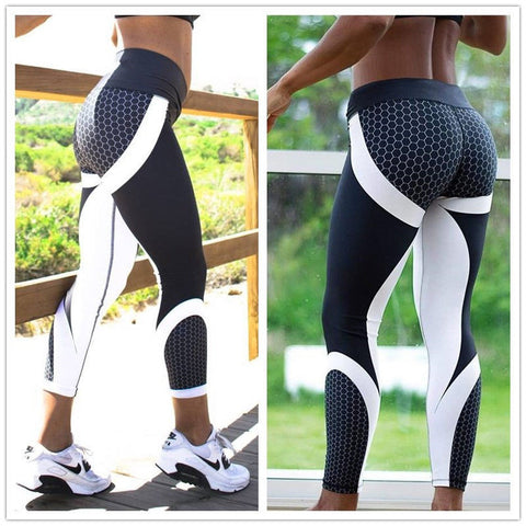 Discount Imported Mesh Breathable Leggings