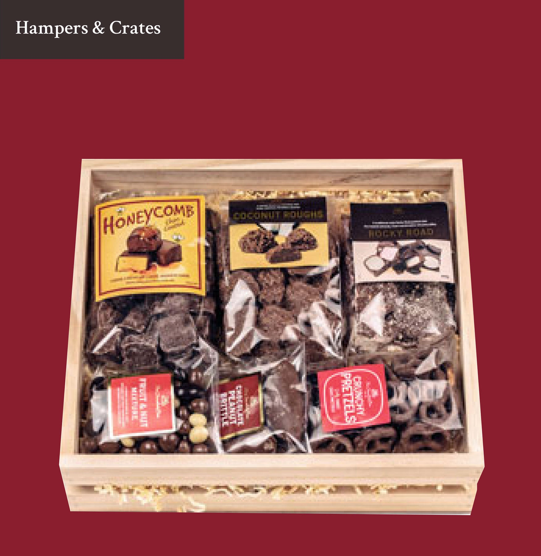 Hampers and Crates
