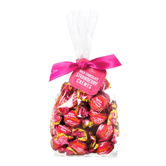 Milk Chocolate Strawberry Creams Bag