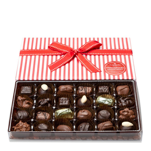 Anniversary Chocolate Assortment, Gift Box, 250g