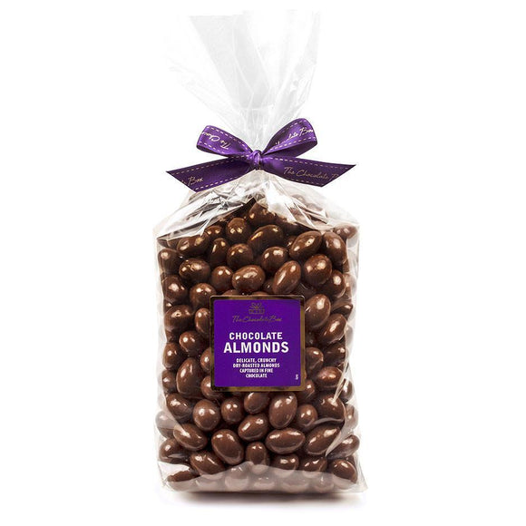 loose milk chocolate australian almonds