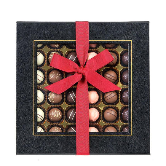 Black Box Chocolate Truffles, Original Style, 465g