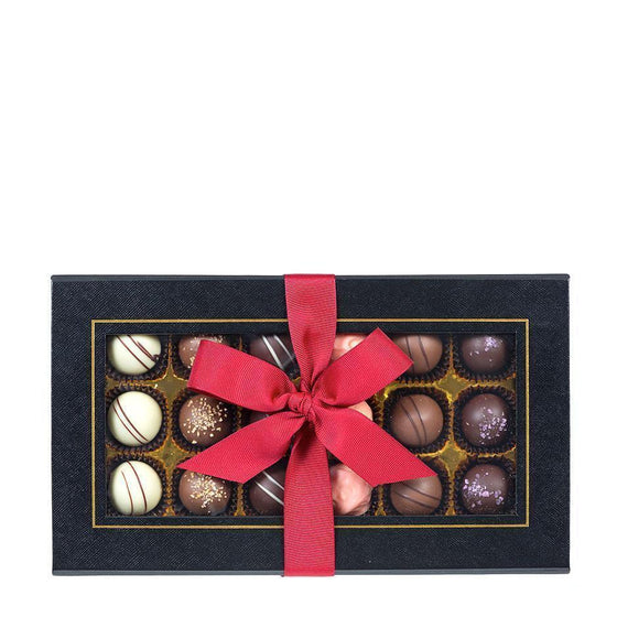 Black Box Chocolate Truffles, Original Style, 230g