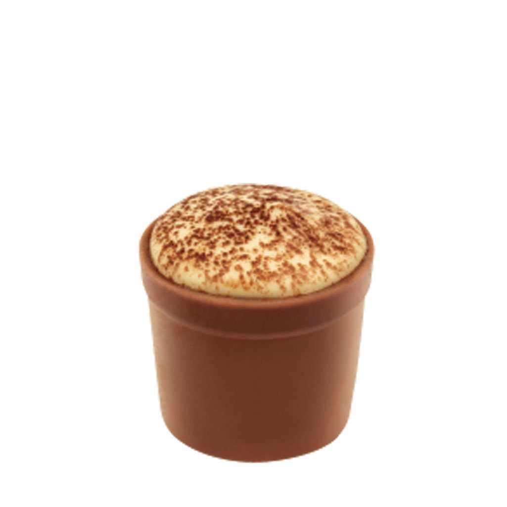 Gourmet Chocolate Cappuccino Cup