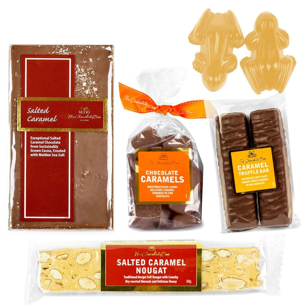 The Caramel Bundle