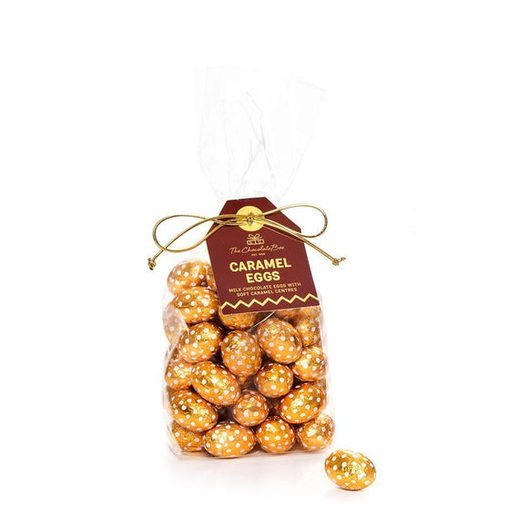 Caramel filled Mini Easter Eggs, 330g bag