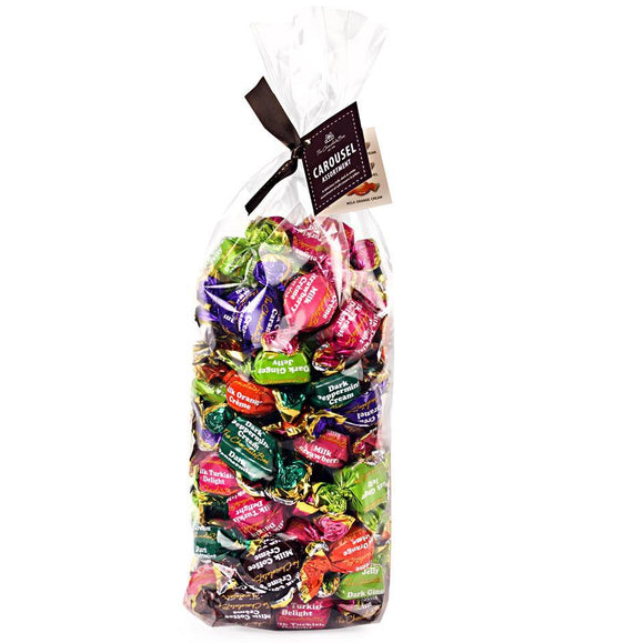 Carousel Chocolates Assortment Bag, 1kg*