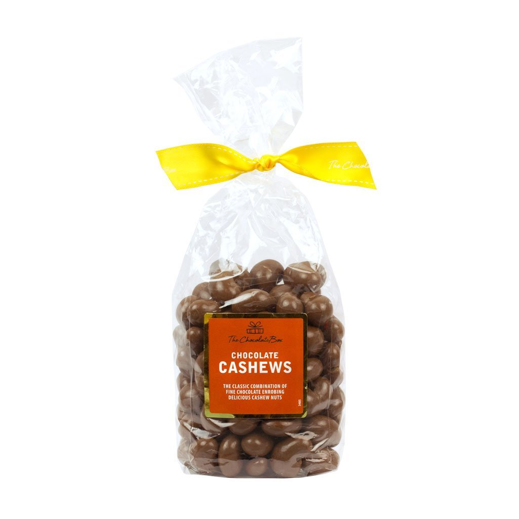 Cashews, Milk Chocolate, Gift Bag