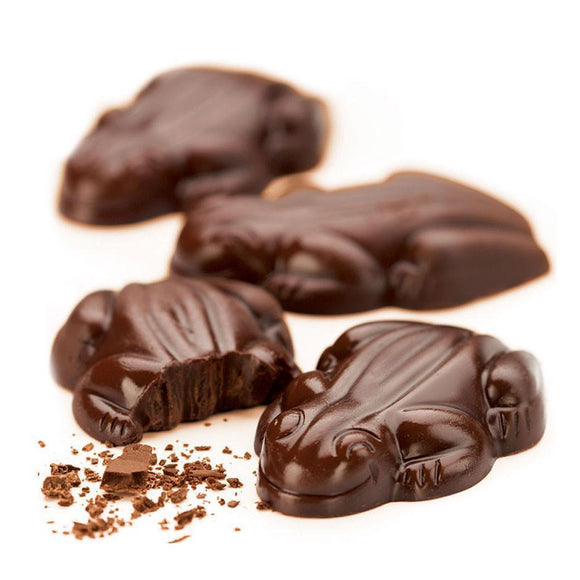Tree Frogs, Foiled Milk Chocolate 24 pack 480g