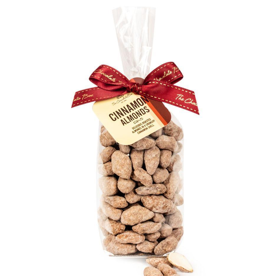Cinnamon Almonds, 200g Bag