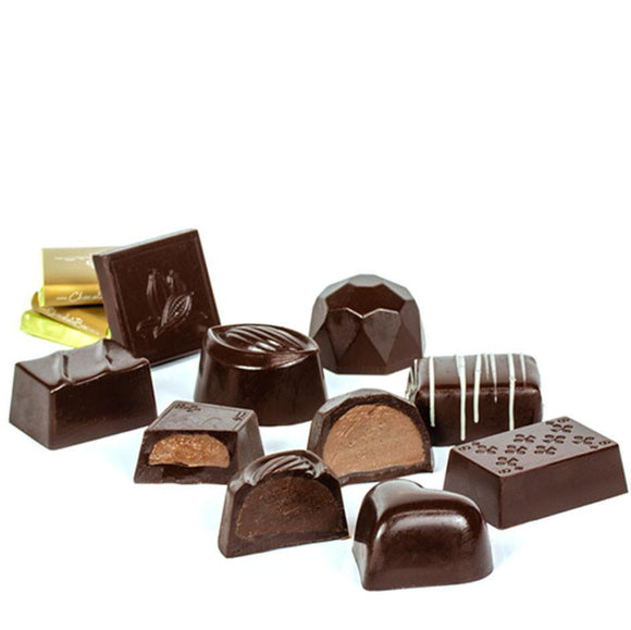 Classic Collection, Dark Chocolate Gift Box 175g
