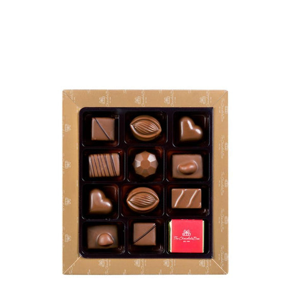 Classic Chocolate Box Collection, Milk Chocolate 175g - Classic Boxes