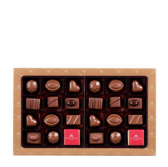Classic Collection, Milk Chocolate Gift Box 355g - Classic Boxes