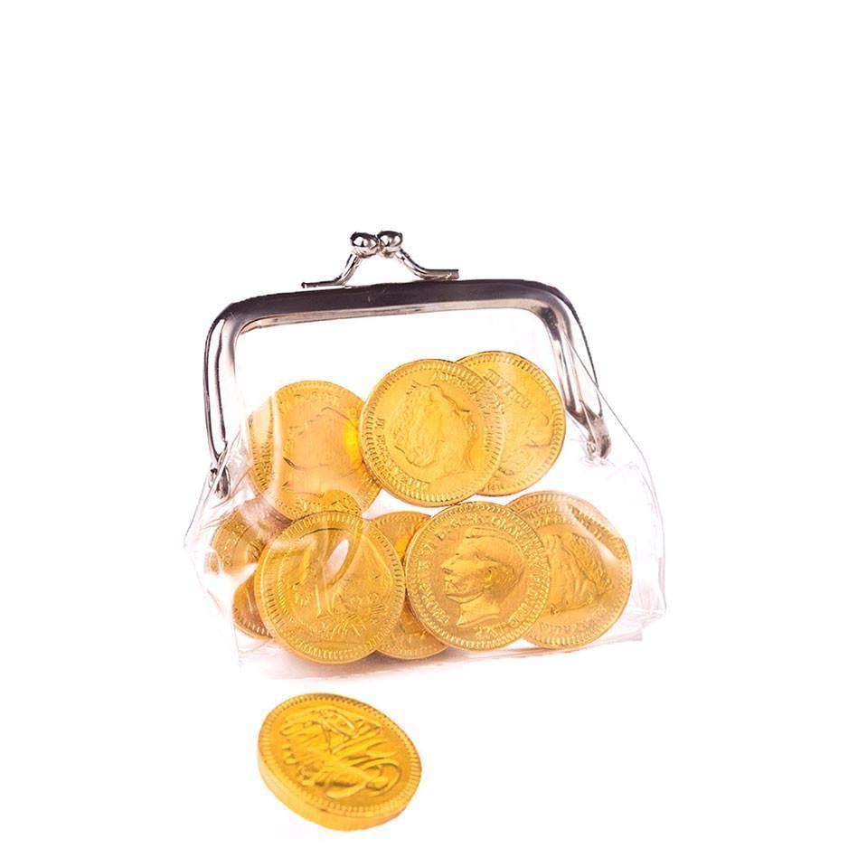 Coin Purse, Milk Chocolate 25g