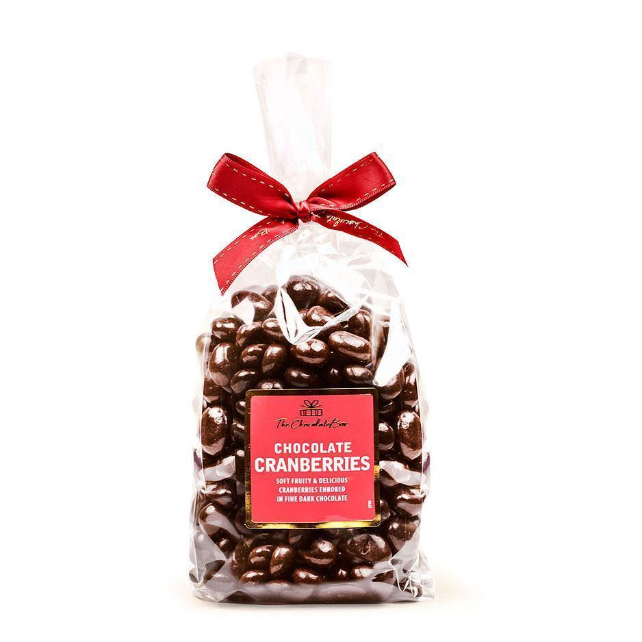 Cranberries, Dark Chocolate 600g Bag