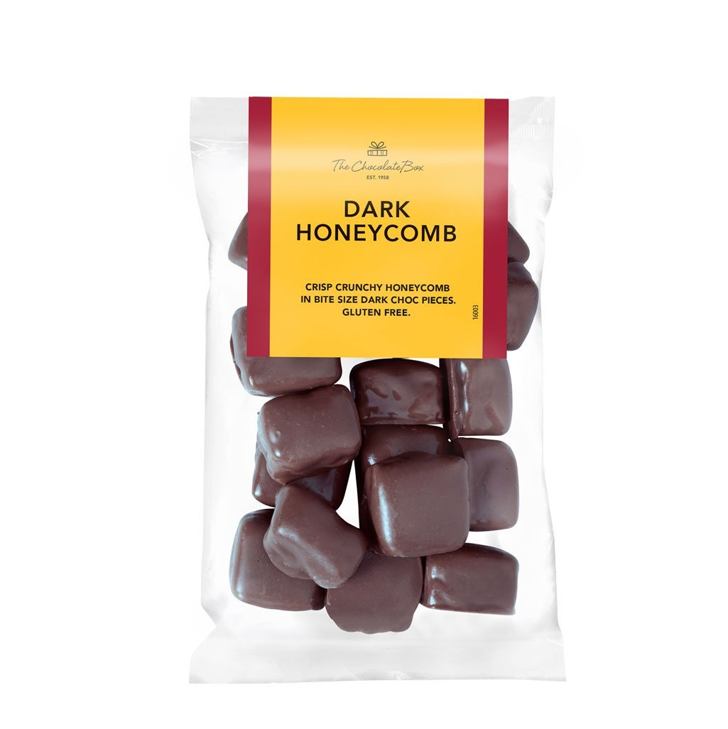 Dark Choc Honeycomb Bag, 300g