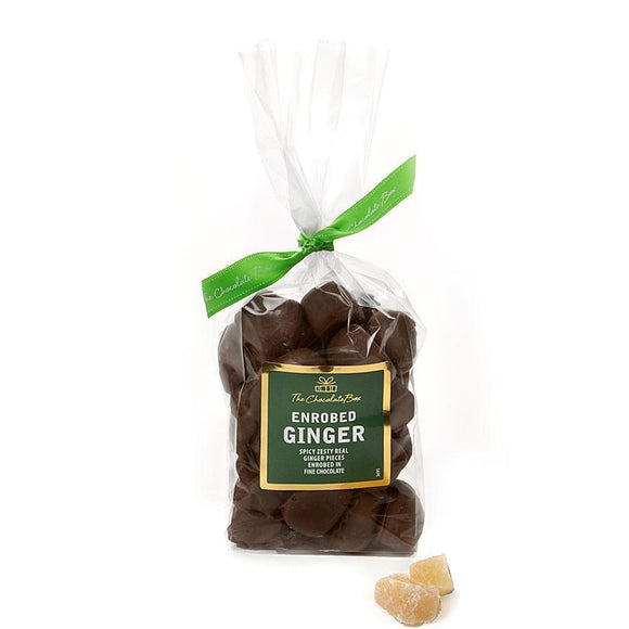 Ginger, Dark Chocolate 360g Bag