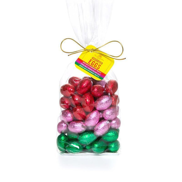 Assorted Filled Easter Eggs, 500g Bag