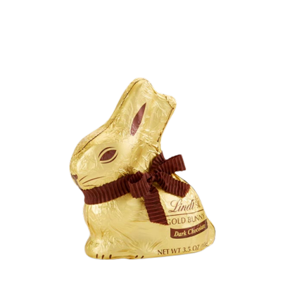 Lindt gold bunny dark chocolate 100g