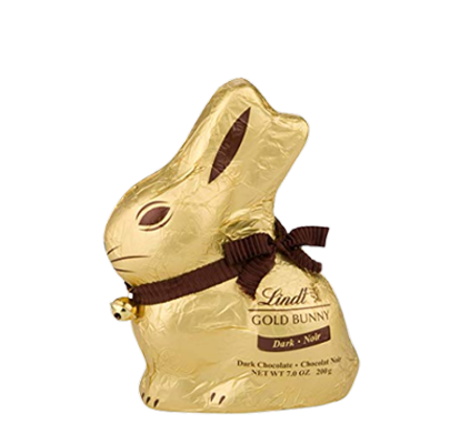 Lindt gold bunny dark chocolate 200g