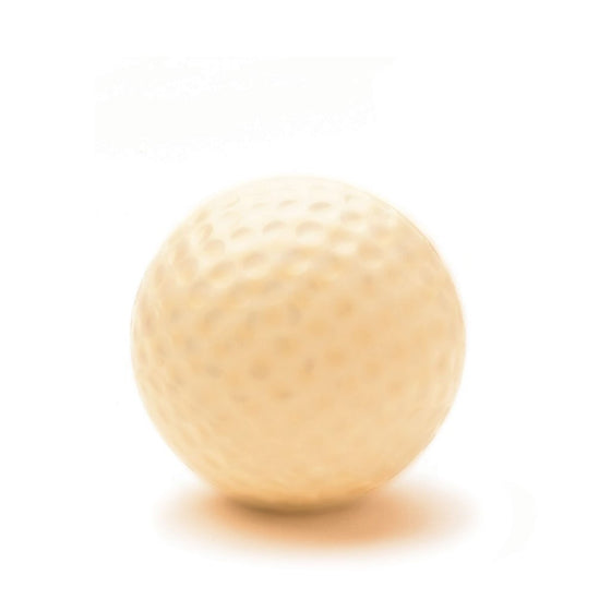 Gourmet Chocolate Golf Balls White