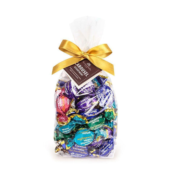 Carousel Chocolate Assortment, 350g Bag