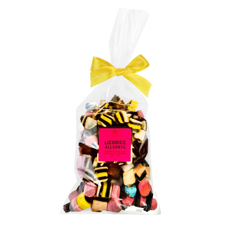 English licorice allsorts assortment, 1kg bag