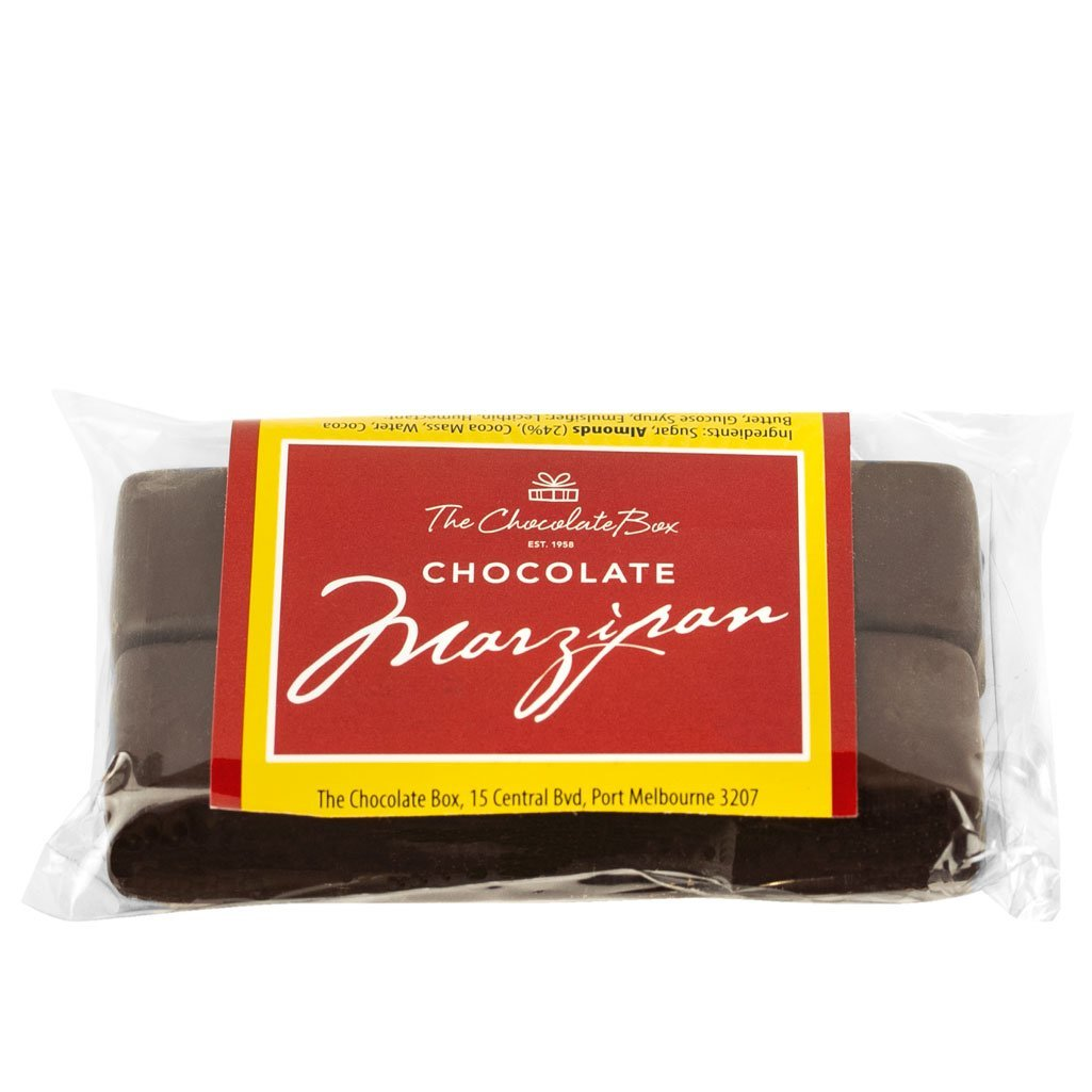 Chocolate Coated Marzipan, 90g