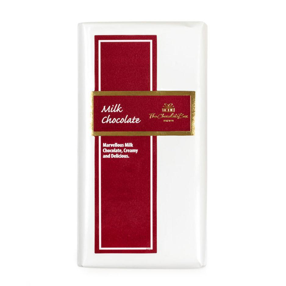 Block, Milk Chocolate 100g
