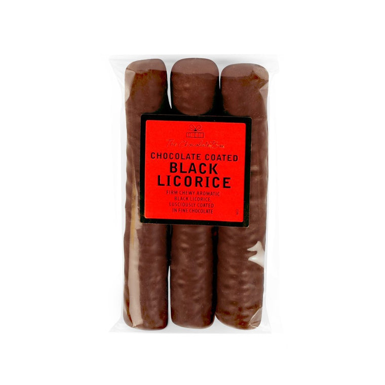 Milk Chocolate Licorice Sticks 3 Pack Bag
