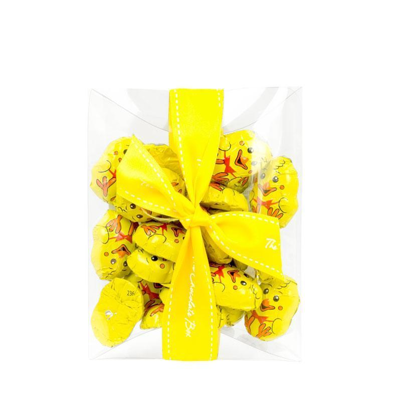 Mini Chicks, Milk Chocolate 100g Pack
